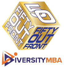 50 Out Front Diversity MBA